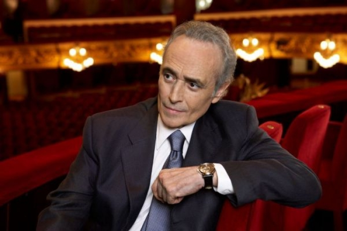 "José Carreras será declarado ""Huésped de Honor""!"